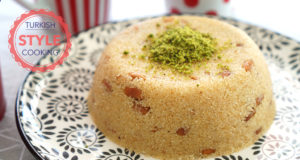 Semolina Halva With Walnuts Recipe