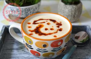 Sour Leek Soup Recipe