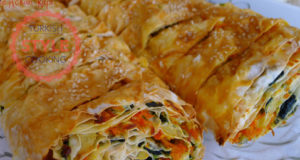 Borek with Three Fillings Recipe