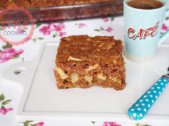 Apple Cinnamon Wet Cake