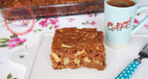 Apple Cinnamon Wet Cake