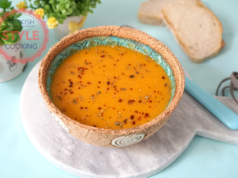 Red Lentil Soup Recipe