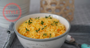 Carrot Rice Pilaf Recipe