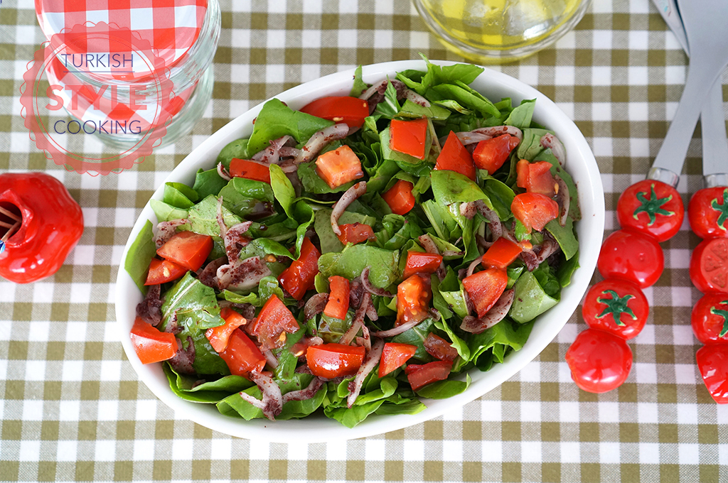 Arugula Salad Recipe