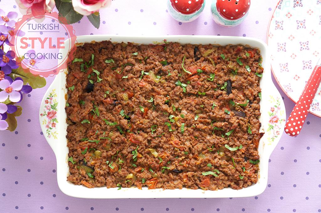 Turkish Moussaka Recipe