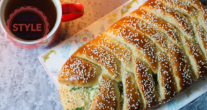 Braided Çörek Recipe