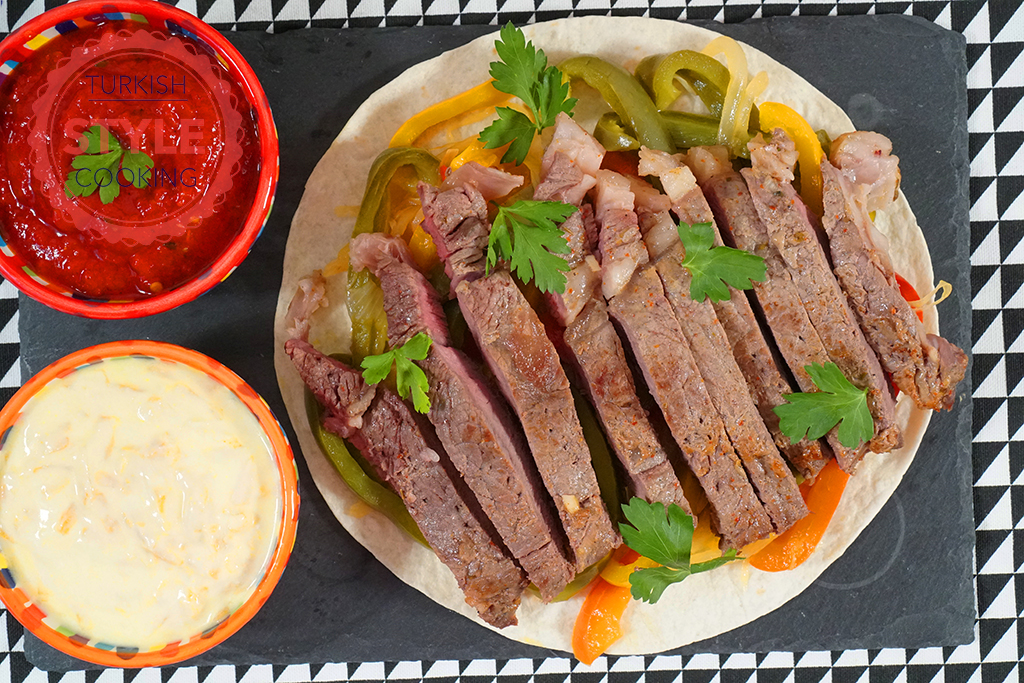 Fajita Recipe