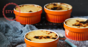 Baked Sutlac (Turkish-Style Rice Pudding) Recipe