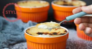 Baked Sutlac (Turkish-Style Rice Pudding) Recipe