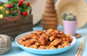 General Tso Chicken Recipe