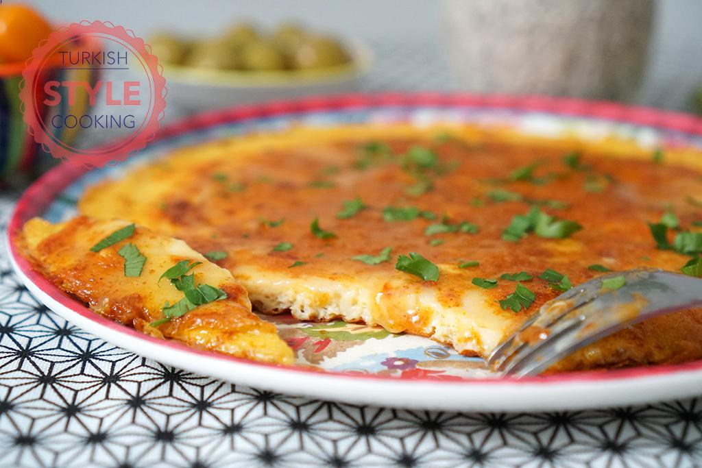 Fluffy Omelette Recipe