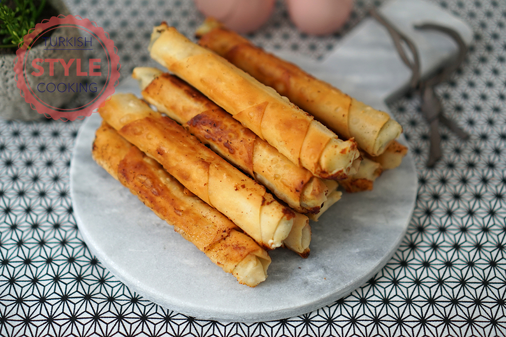 Turkish Style Spring Rolls Recipe
