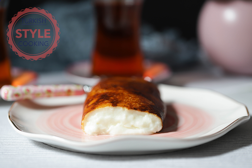 Kazandibi Dessert Recipe