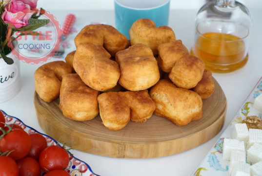 Fried Pastry For Breakfast Recipe