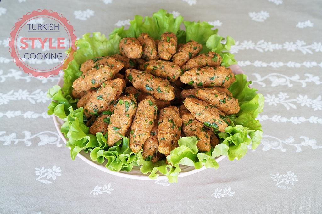 Potato Bulghur Kofte Recipe