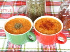Vermicelli Soup Recipe