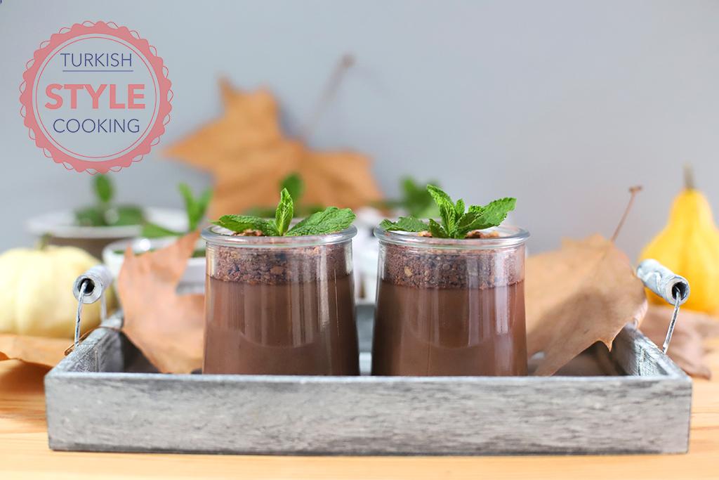 Chocolate Pudding In A Pot Recipe