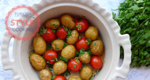 Baked Whole Potatoes Recipe