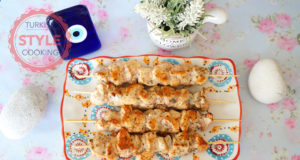 Pan-Fried Chicken Sish Kebab Recipe