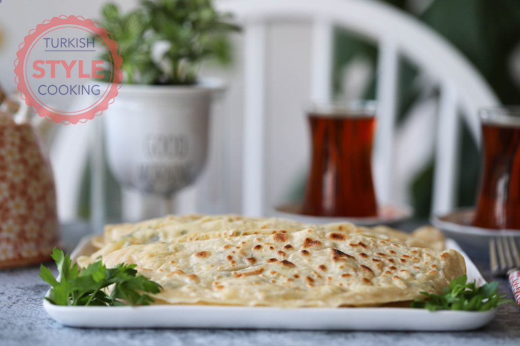 Cheese Gozleme Recipe