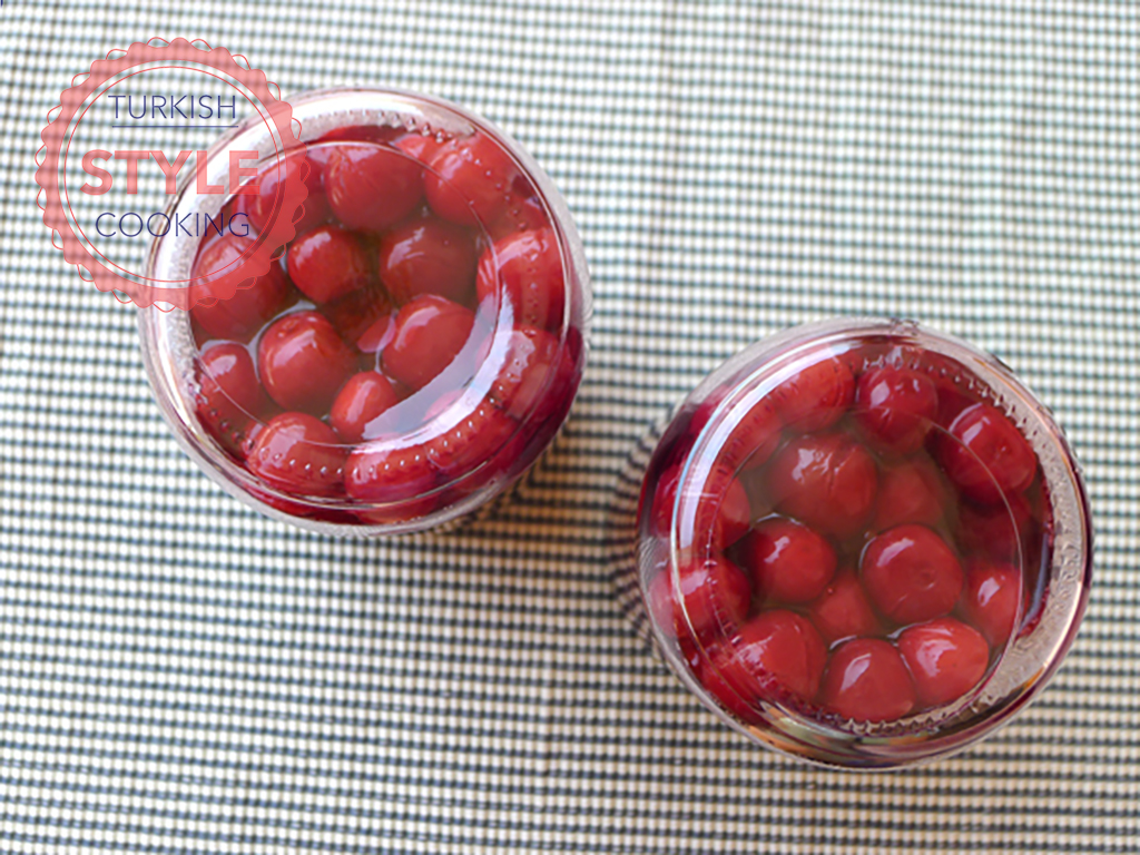 Canned Sourcherry Recipe