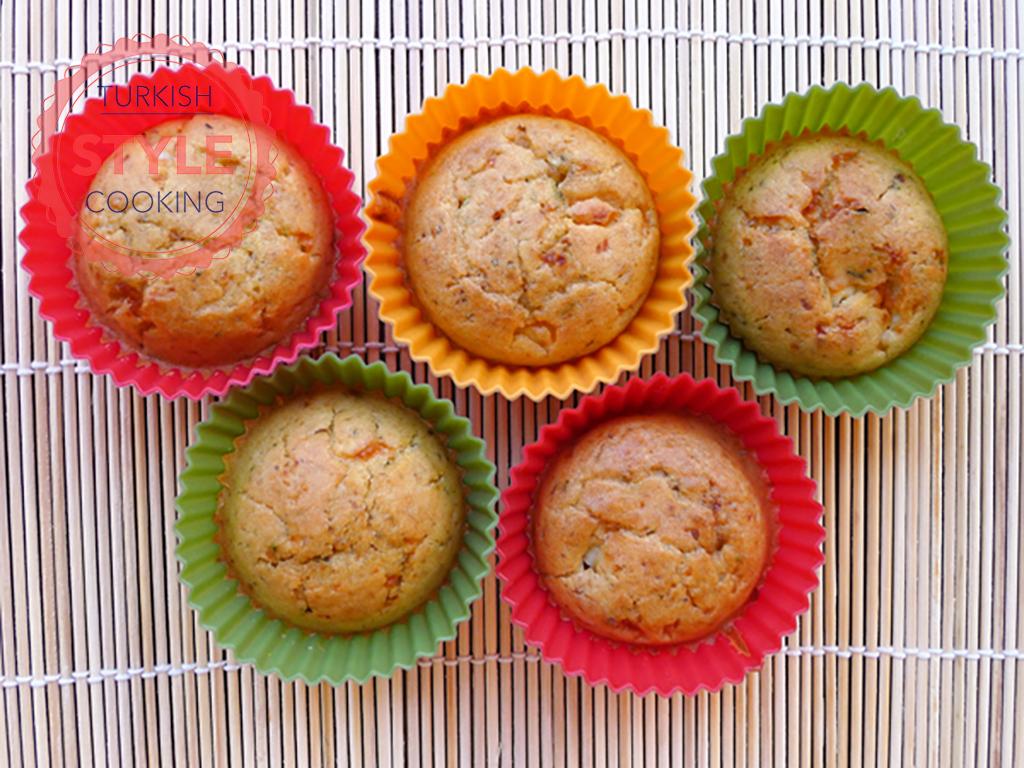 Olive Muffins Recipe