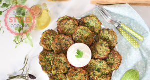 Mucver (Zucchini Patties) Recipe