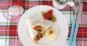 Vegetable Wrap Recipe