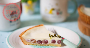 Grape Cheesecake Tart Recipe