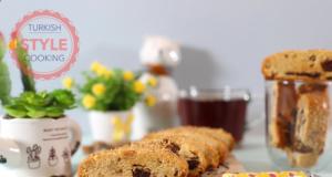 Walnut And Dried Apricot Biscotti Recipe