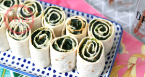 Spinach Tortilla Rolls