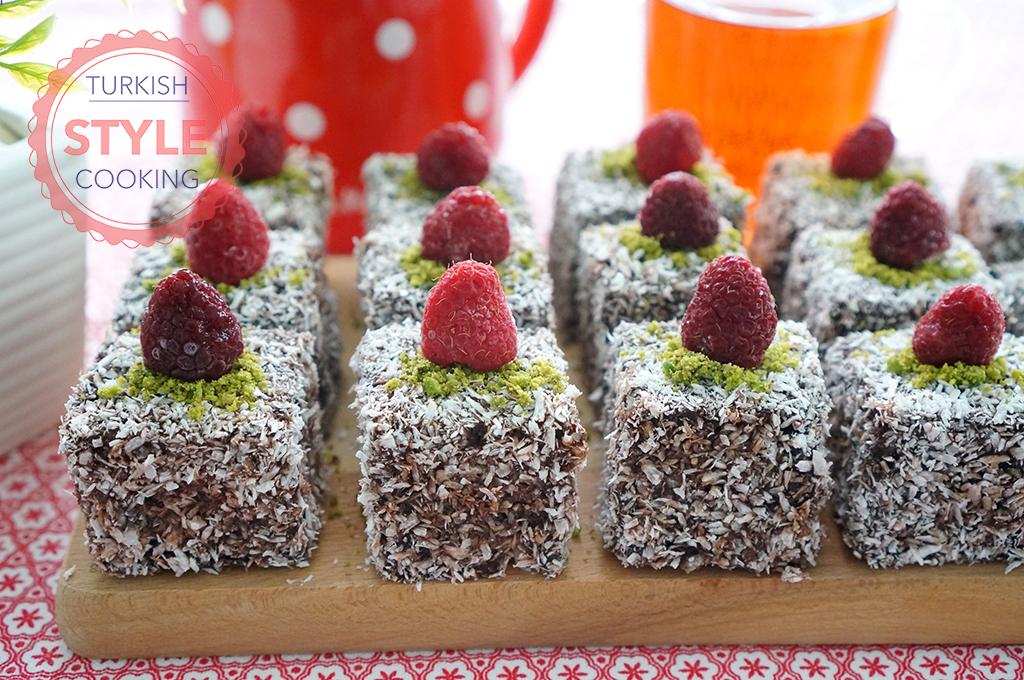 Cake Lokums Recipe