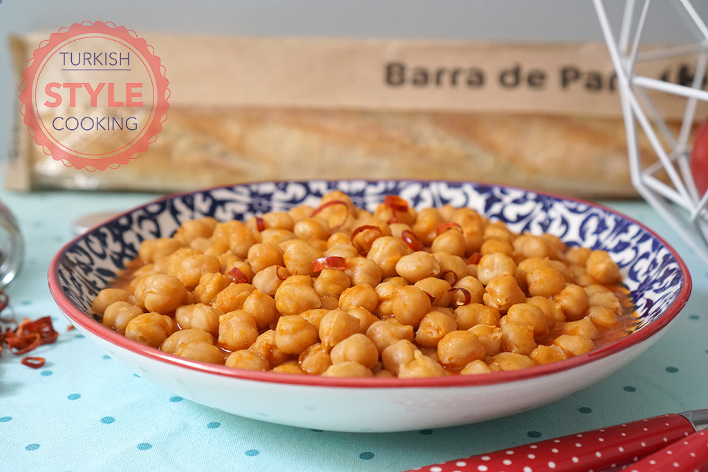 Vegetarian Chickpea Stew Recipe