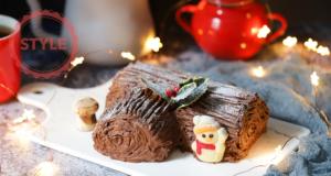 Yule Log Cake Recipe