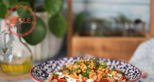 Chicken With Yoghurt and Tomato Sauce Recipe