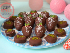 Chocolate Covered Fruits Recipe