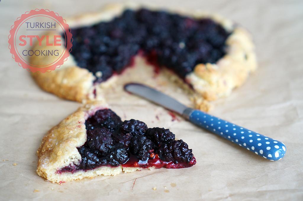 Blackberry Galette Recipe