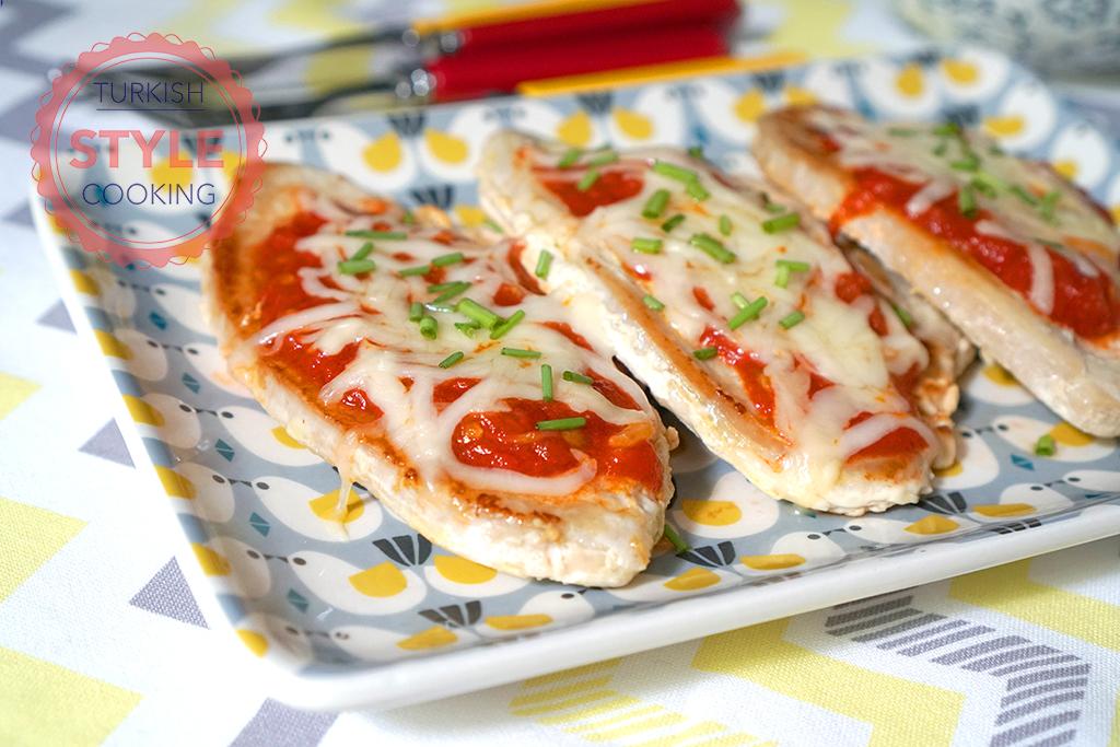 Baked Tomato Sauce Chicken Recipe