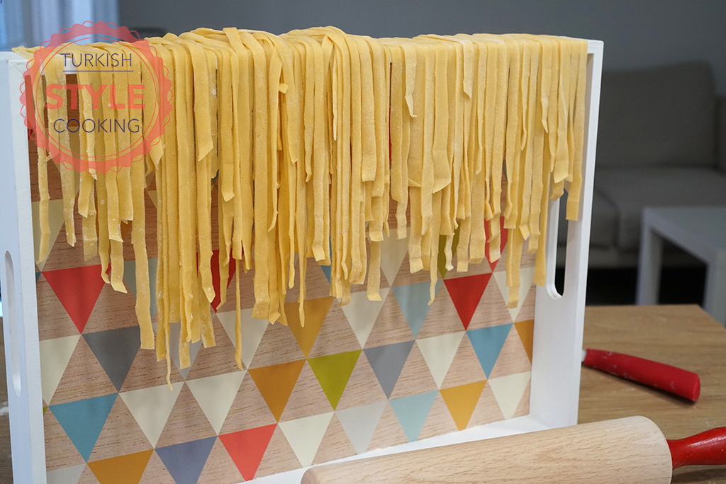 Homemade Pasta Recipe