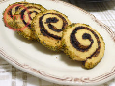 Savory Olive Roll Cookies Recipe