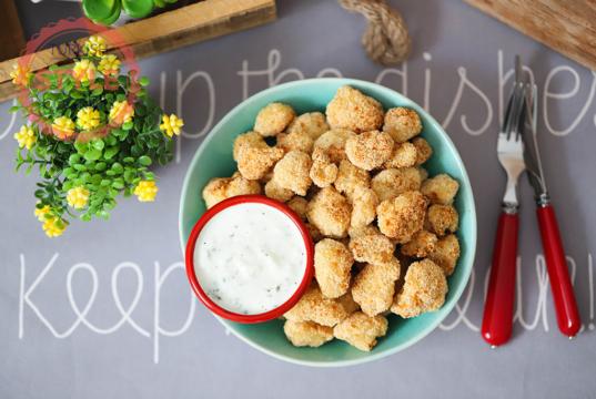 Baked Cauliflower Recipe
