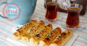 Spinach Crunchy Borek Recipe