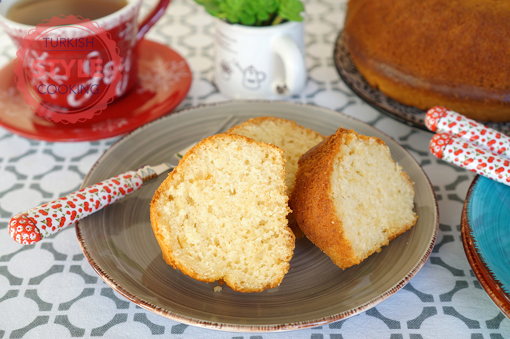 Basic Bundt Cake Recipe