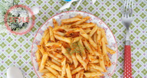 Pasta With Tomato Sauce and Chicken Broth Recipe