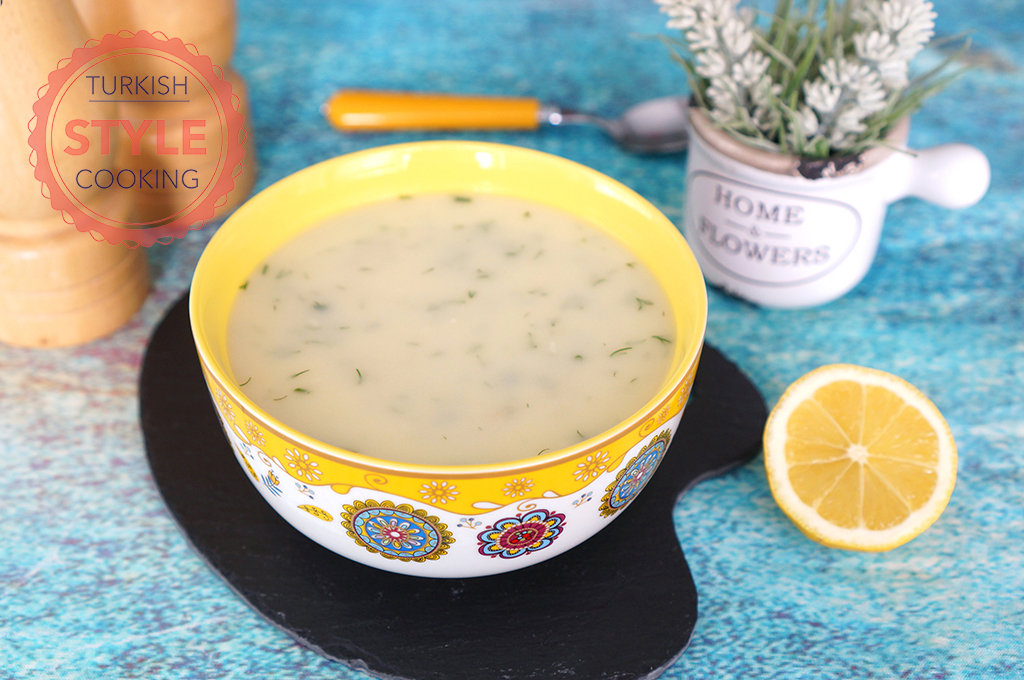 Artichoke Soup Recipe