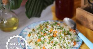 Artichoke Pilaf Recipe