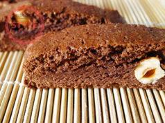 Cocoa And Hazelnut Biscotti RecipeCocoa And Hazelnut Biscotti Recipe