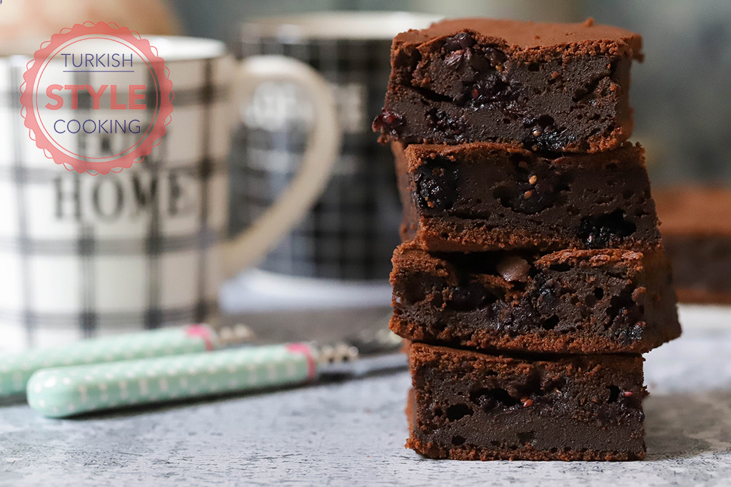 Mulberry Brownie Recipe