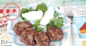 Traditional Turkish Kofta (Meatballs) Recipe