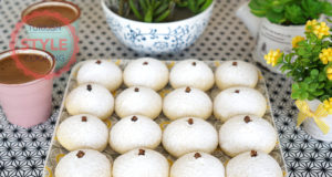 Turkish Shortbread With Cloves Recipe
